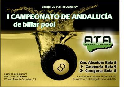 I CAMPEONATO DE ANDALUCIA DE LA ATA